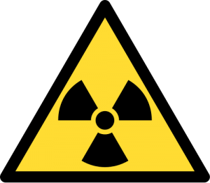 Ionizing radiation hazard... proceed reading with caution!